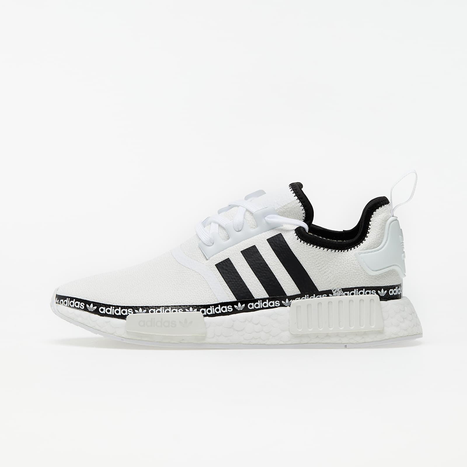 adidas NMD_R1 Ftw White/ Core Black/ Ftw White FV8727