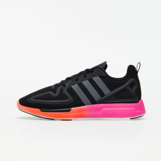 adidas ZX 2K Flux Core Black/ Grey Six/ Shock Pink FV9970
