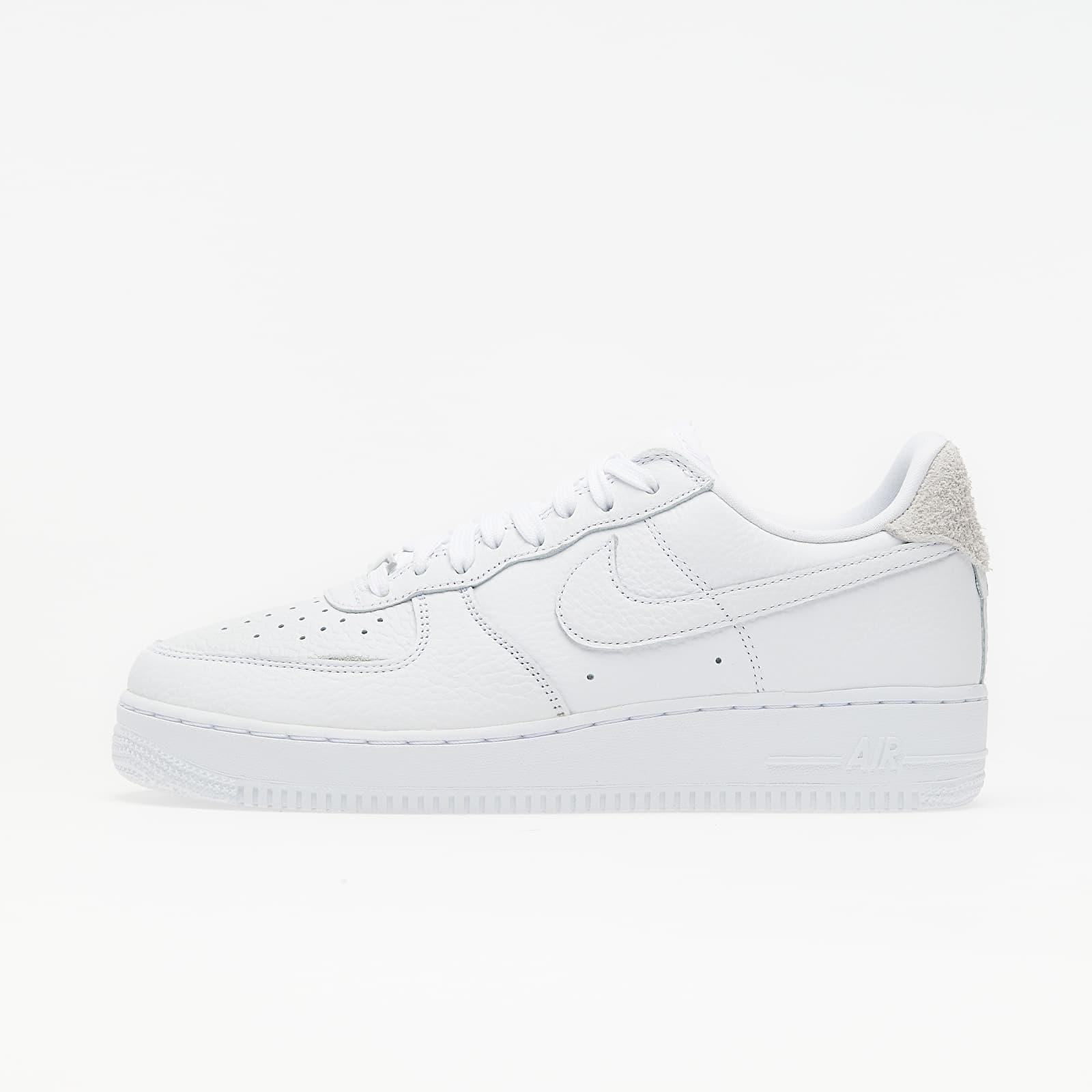 Nike Air Force 1 '07 Craft White/ White-Summit White-Vast Grey CN2873-101