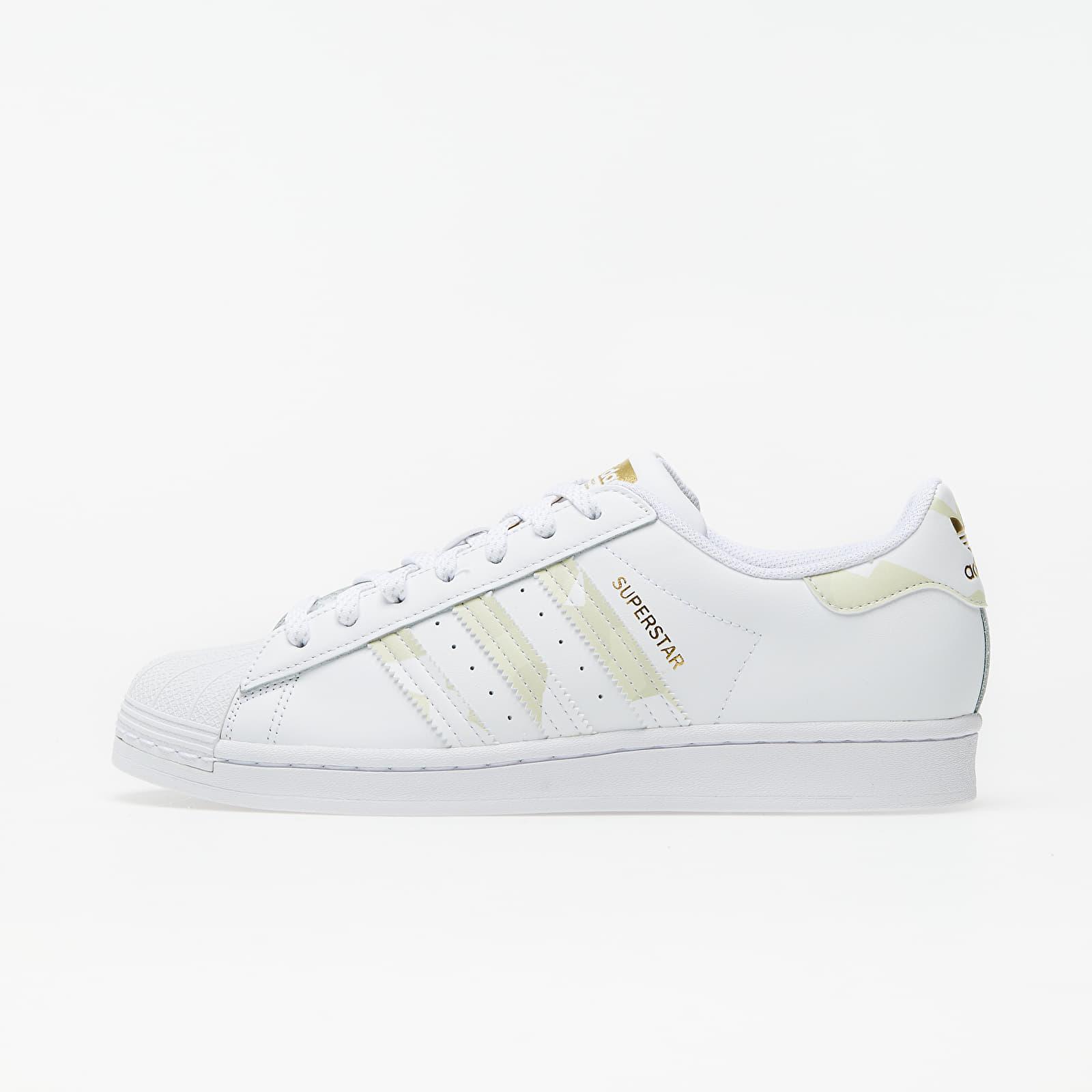 adidas Superstar Ftw White/ Core Black/ Gold Metalic FX9088