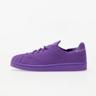 adidas x Pharrell Williams Superstar Pk Active Purple/ Grey Two/ Night Red S42929