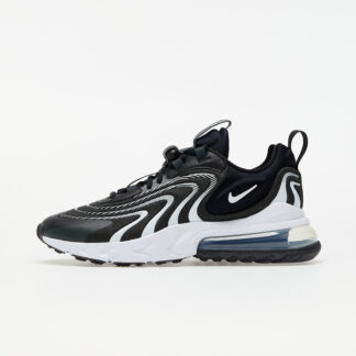 Nike Air Max 270 React ENG Black/ White-Dk Smoke Grey-Wolf Grey CT1281-001