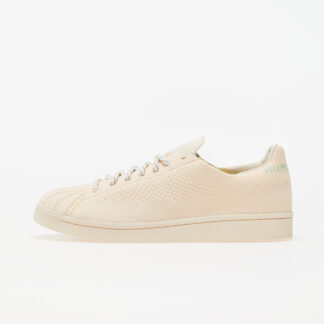 adidas x Pharrell Williams Superstar Pk Ecru Tint/ Core White/ Glow Mint S42931