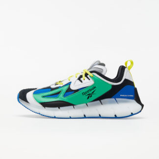 Reebok Zig Kinetica Concept Bot Green/ White/ Bright Yellow FY2971
