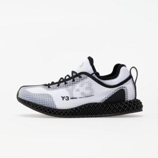Y-3 Runner 4D IO Core Black/ Chalk White/ Ftwr White FX1059