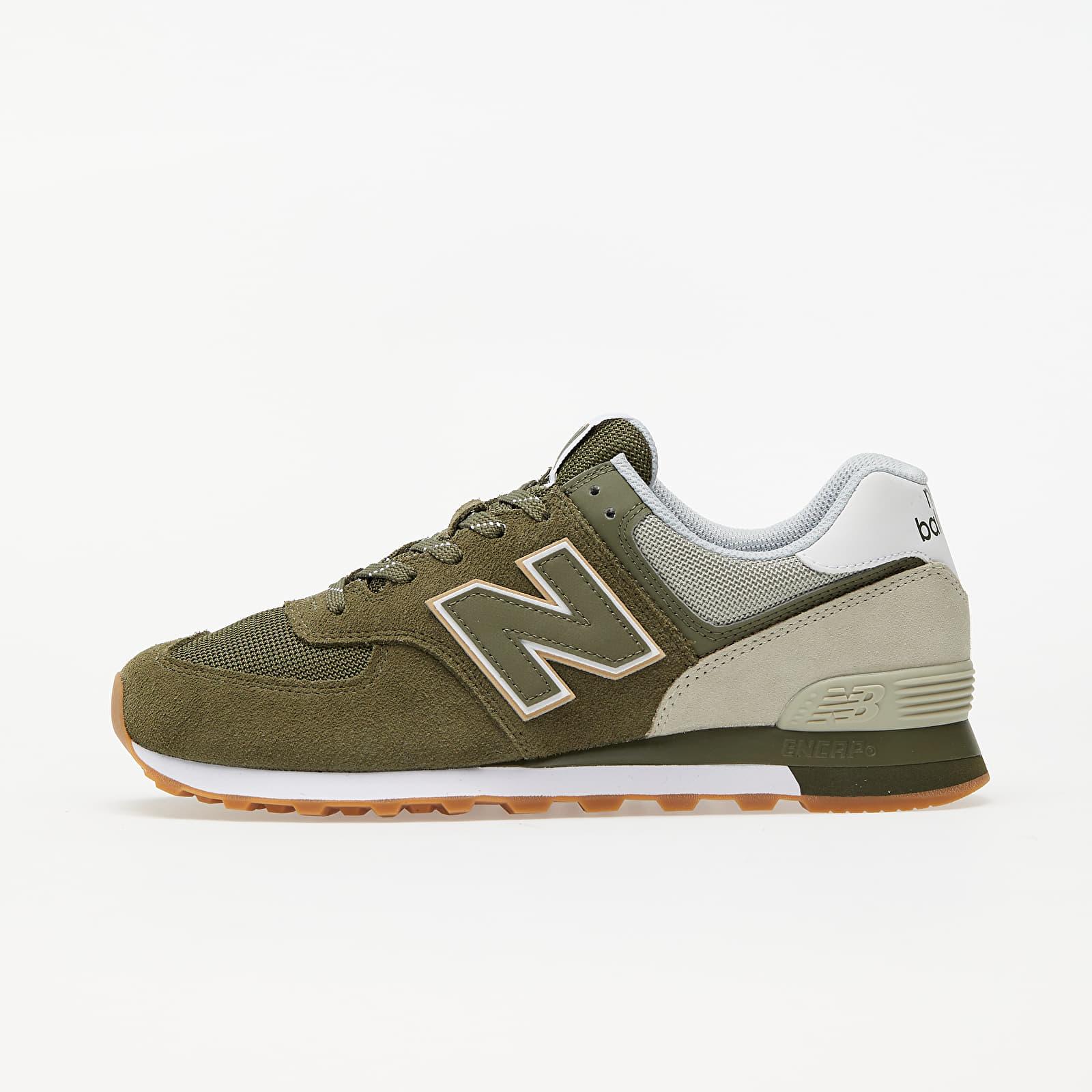 New Balance 574 Green ML574GRF