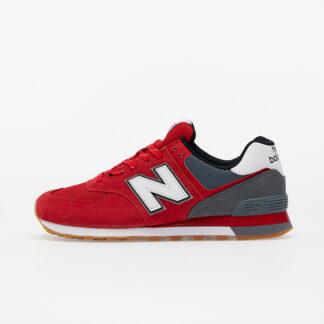 New Balance 574 Red/ White ML574SKD