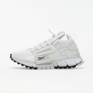 Reebok Zig Kinetica Edge Trace Grey 1/ White/ Pure Grey 2 FV3837