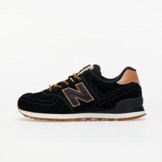New Balance 574 Black/ Brown ML574XAB