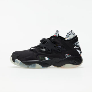 Reebok Pump Court Black/ Black/ Black FW7827
