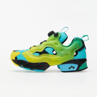 Reebok Instapump Fury Emerald/ Ale Yellow/ Glam Blue FY0825