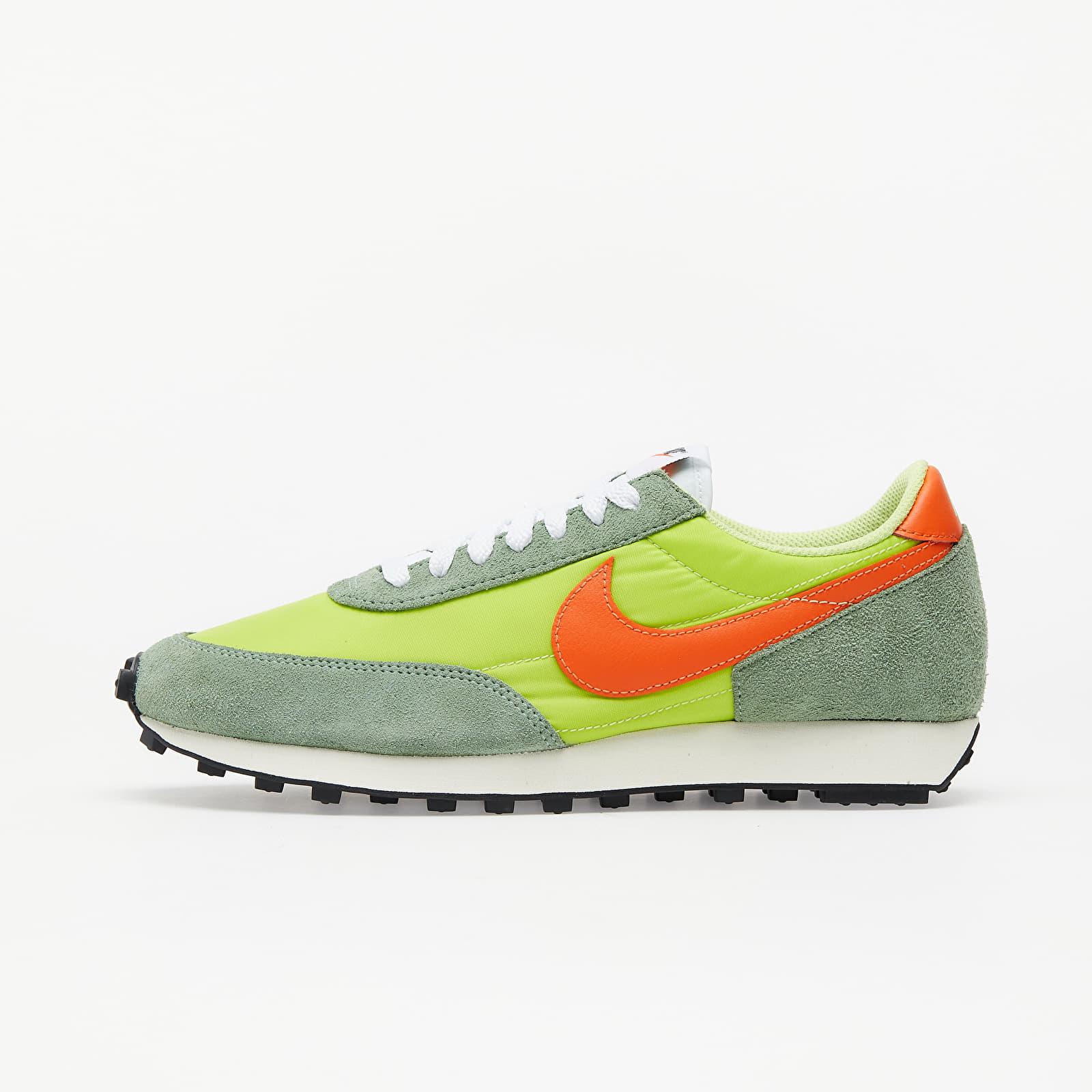 Nike Daybreak Limelight/ Electro Orange-Healing Jade DB4635-300