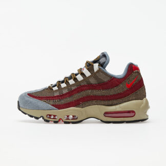 Nike Air Max 95 Velvet Brown/ University Red-Team Red DC9215-200