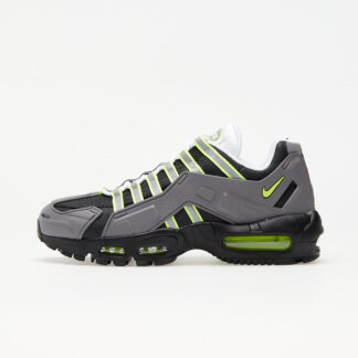 Nike Air Max 95 NDSTRKT Black/ Neon Yellow-Medium Grey CZ3591-002