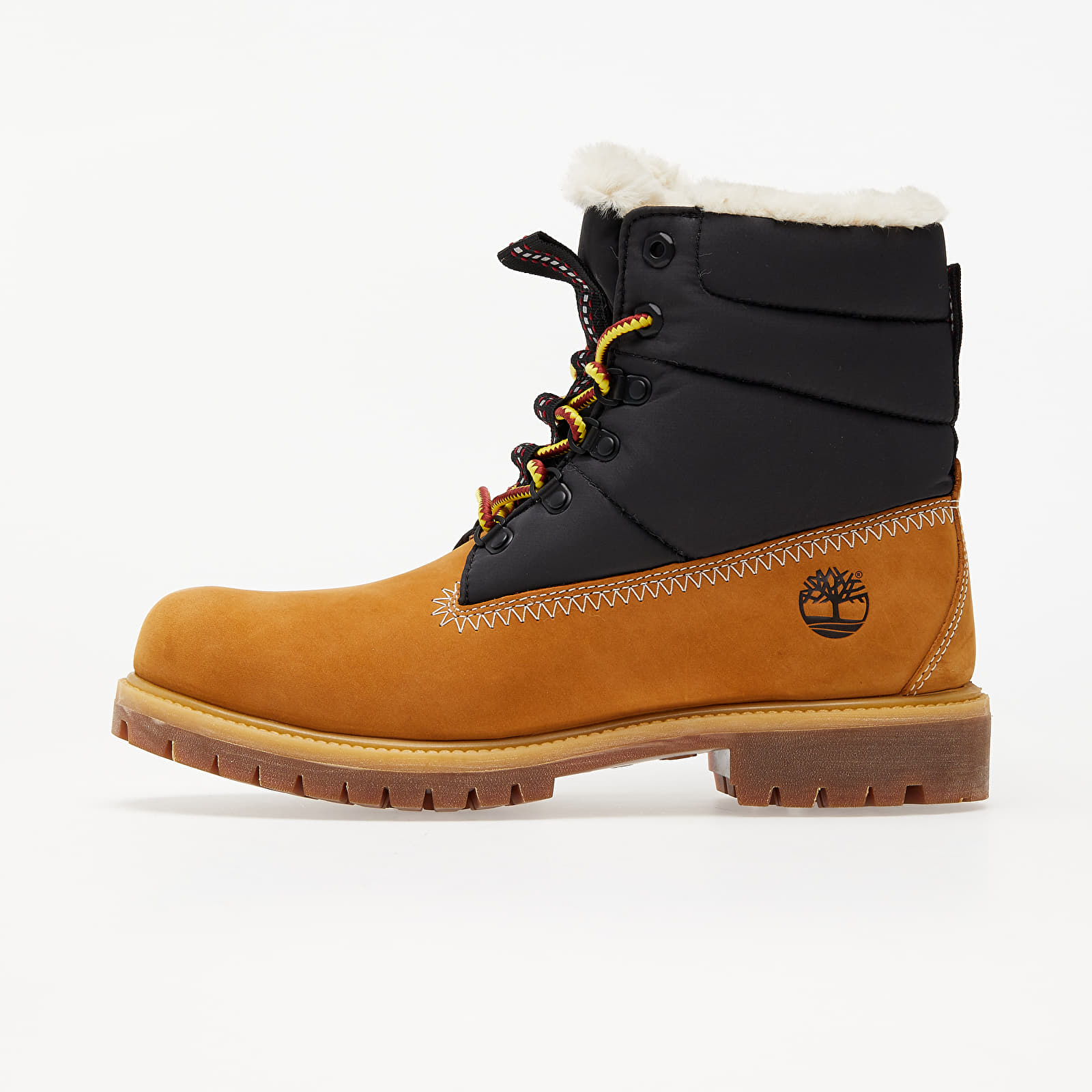 Timberland 6 In Heritage Puffer Bt Wheat TB0A2P2K2311