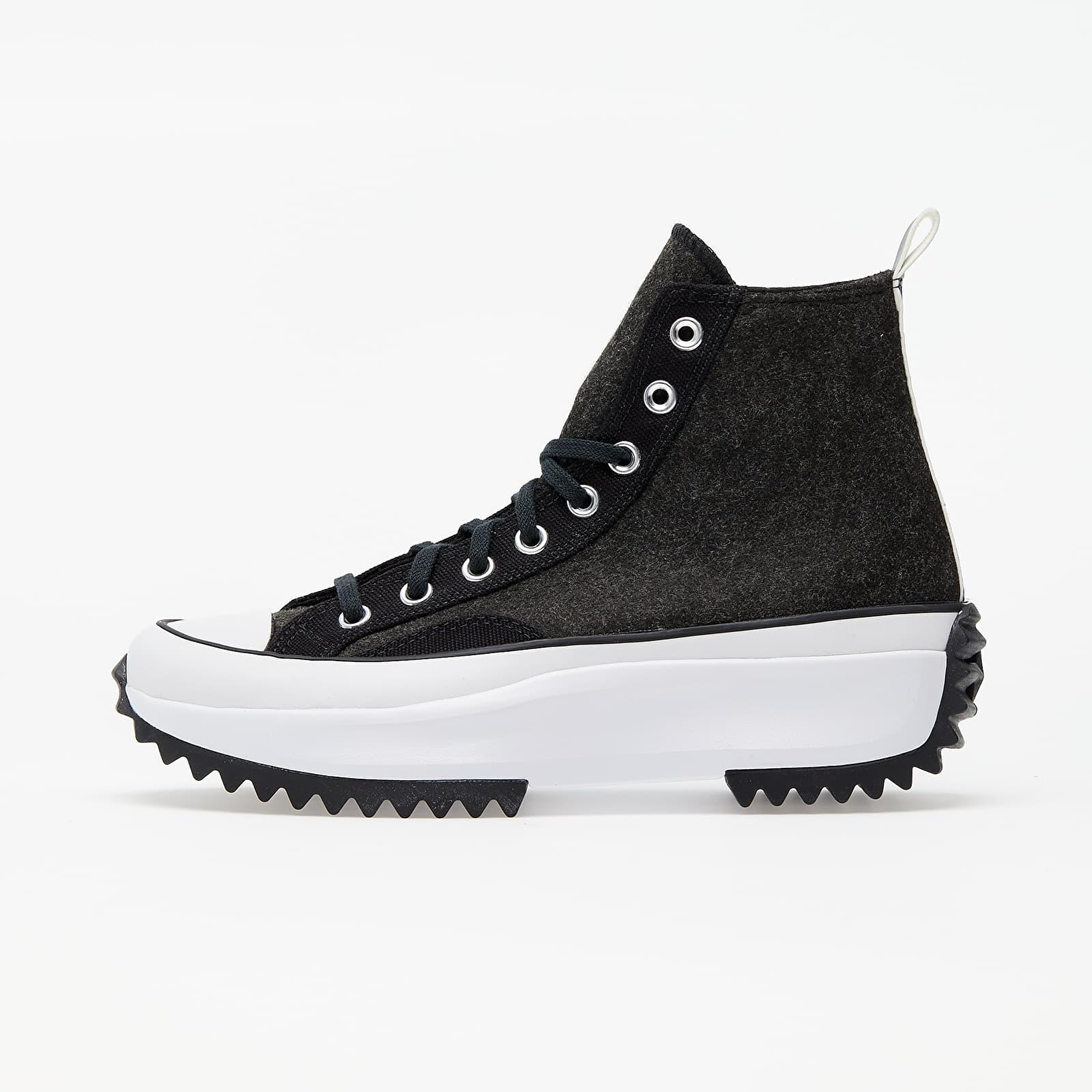 Converse Run Star Hike Black/ Silver/ White 169437C