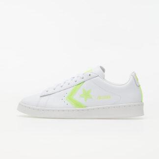 Converse Pro Leather White/ Lemon Venom/ White 169505C