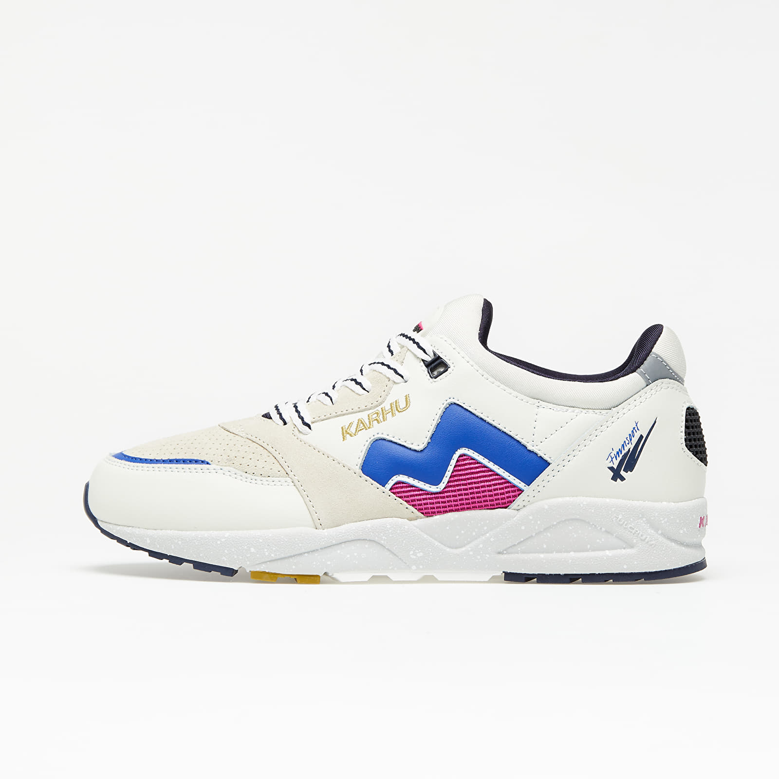 Karhu Aria 95 Lily White/ Surf the Web F803064