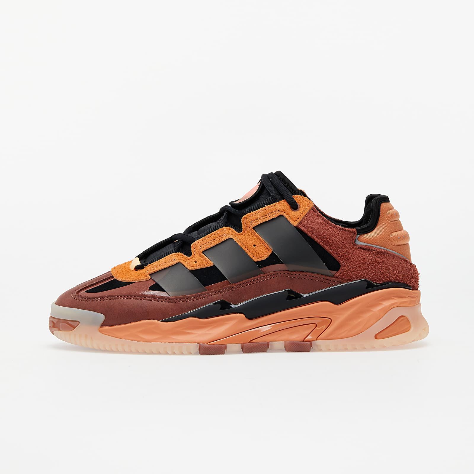 adidas Niteball Hazy Copper/ Core Black/ Acid Orange FX7642