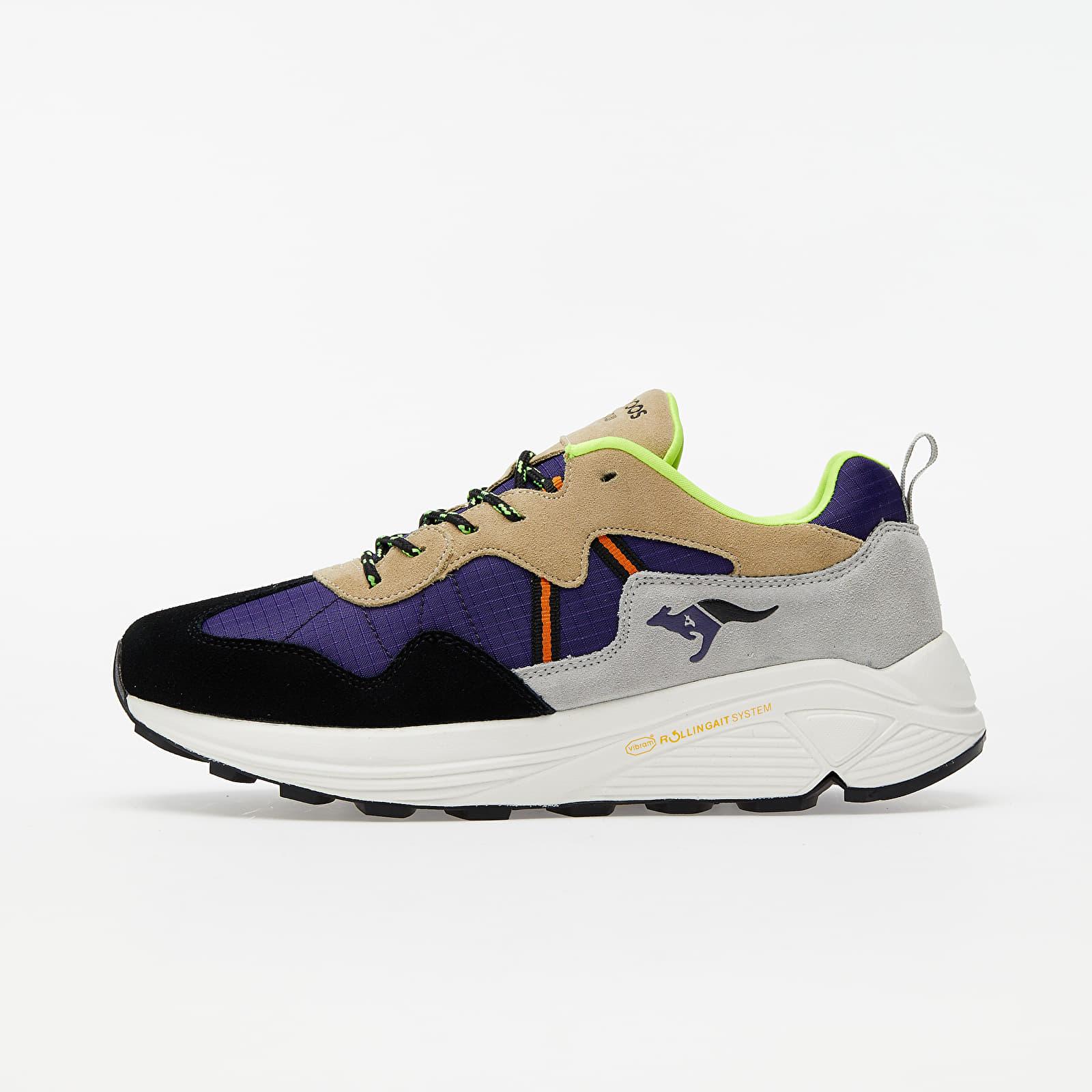 KangaROOS Dynaflow Vapor Grey/ Purple 472700002054