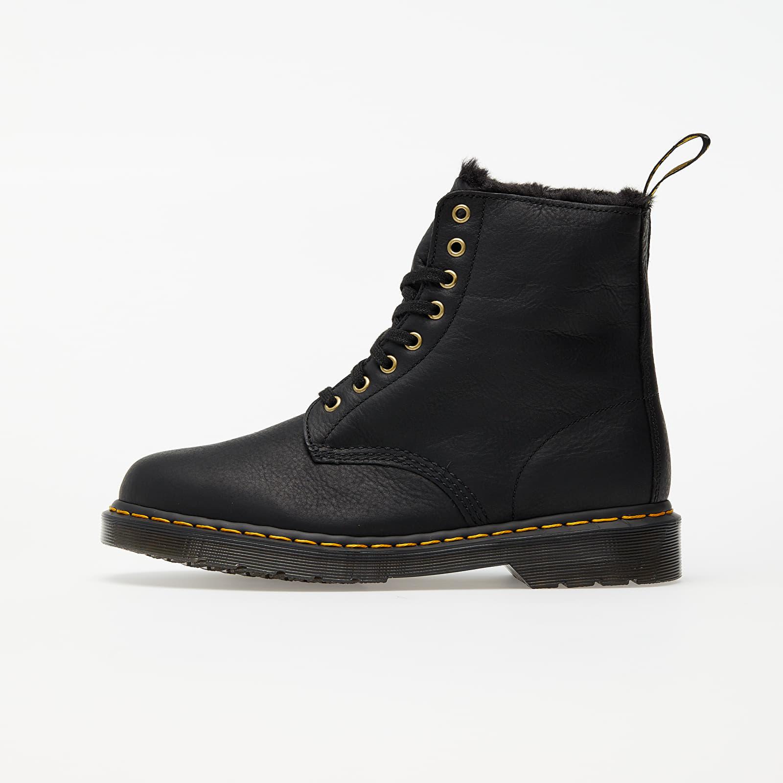 Dr. Martens 1460 Pascal Fl 8 Eye Boot Black DM25533001