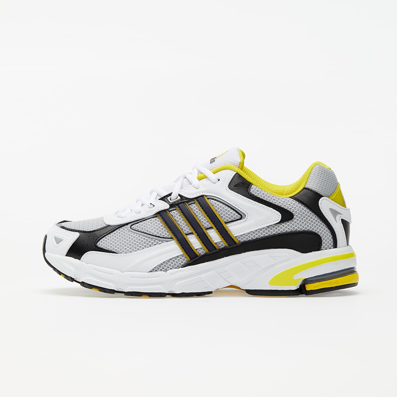 adidas Response CL Ftwr White/ Core Black/ Yellow FX7718