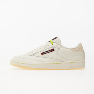 Reebok x Hot Ones Club C 85 Classic White/ Paperwhite/ Sandtrap H68847