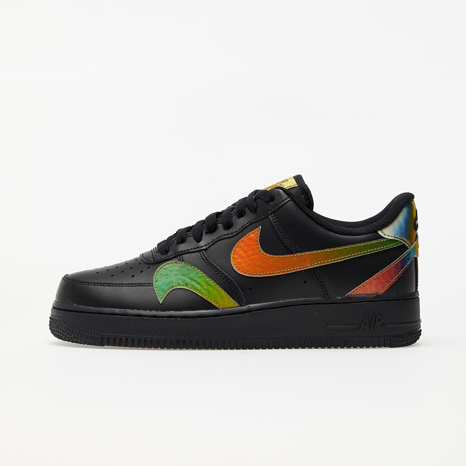 Nike Air Force 1 '07 LV8 Black/ Multi-Color-Black CK7214-001