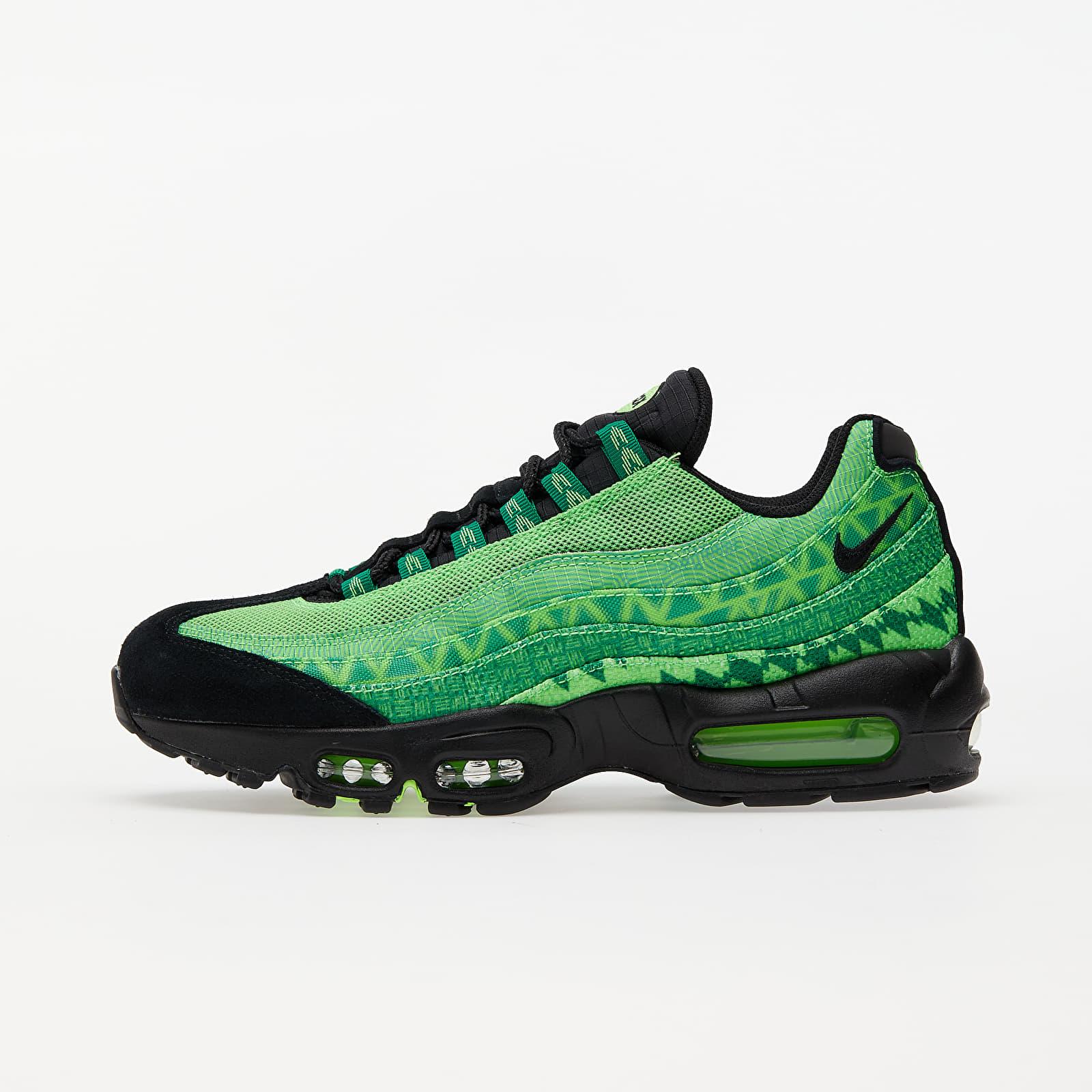 Nike Air Max 95 Ctry Pine Green/ Black-Sub Lime-White CW2360-300