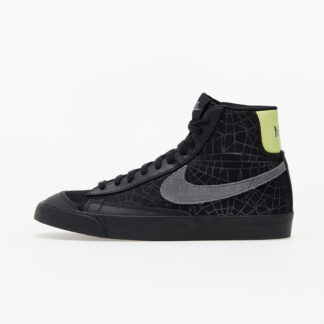 Nike Blazer Mid '77 Black/ Smoke Grey-Limelight DC1929-001