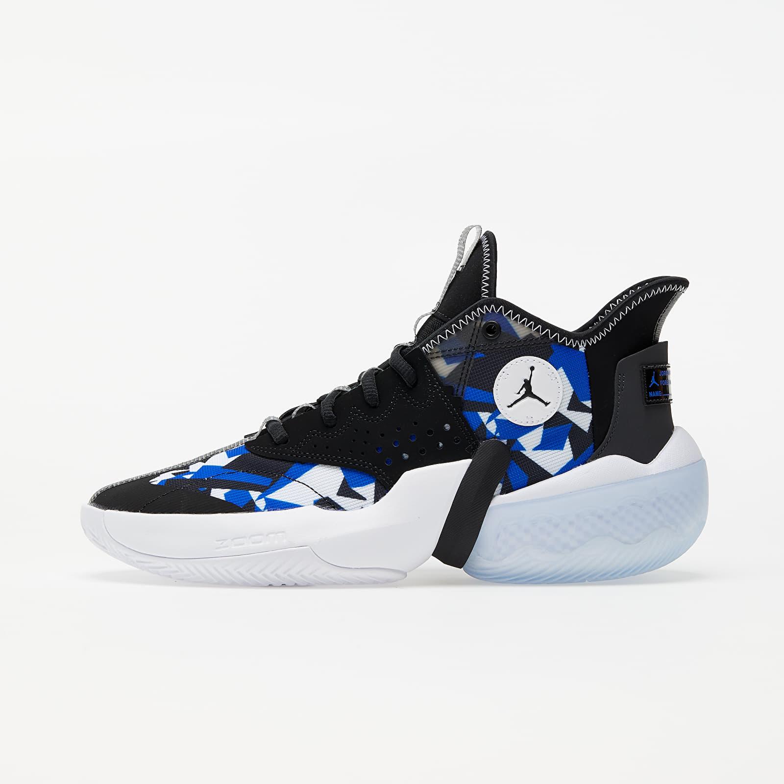 Jordan React Elevation Black/ Racer Blue-White-Ice CK6618-004