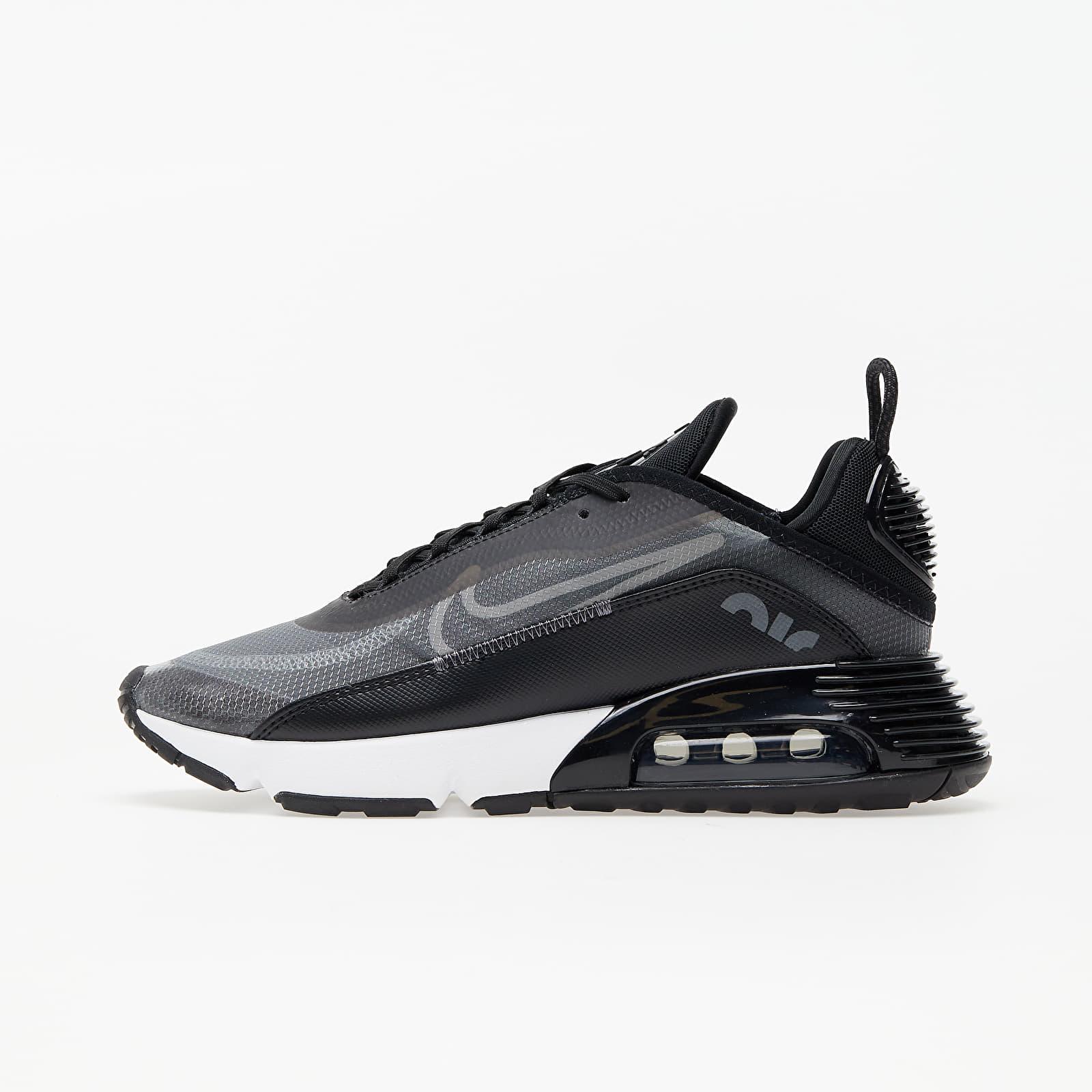 Nike Air Max 2090 Black/ White-Wolf Grey-Anthracite CW7306-001