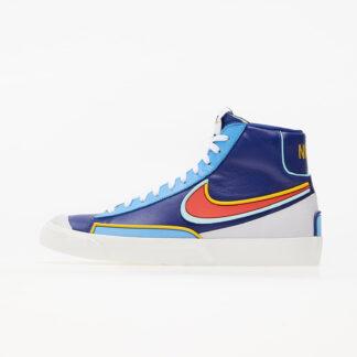 Nike Blazer Mid '77 Infinite Deep Royal Blue/ Chile Red-Copa DA7233-400