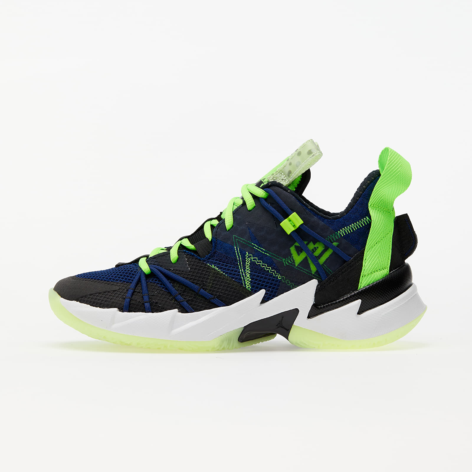 Jordan Why Not Zer0.3 SE Black/ Key Lime-Blue Void-Summit White CK6611-003