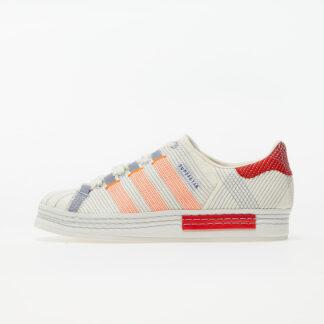 adidas x Craig Green Superstar Off White/ Bright Red/ Grey Three FY5711