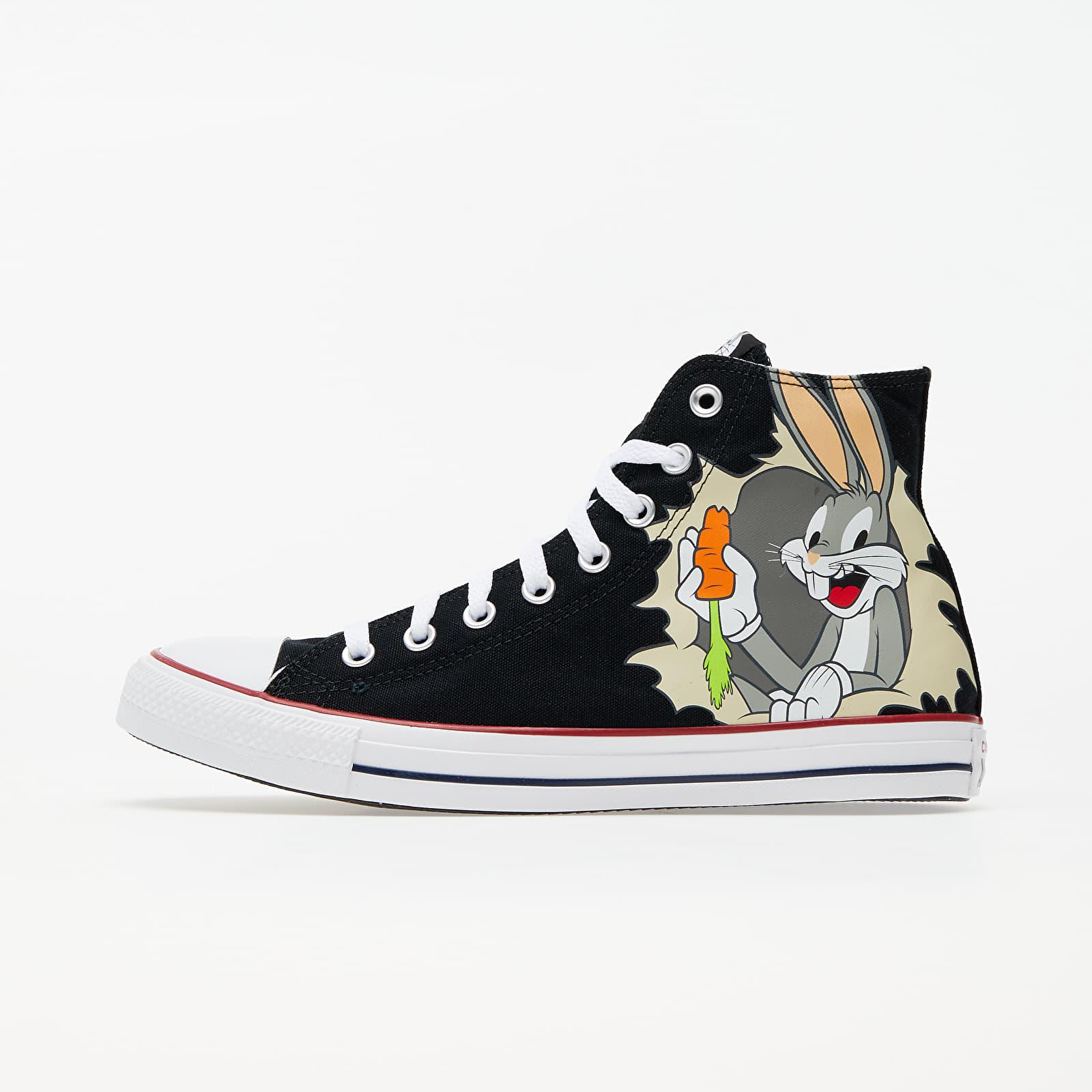 Converse x Bugs Bunny Chuck Taylor All Star Hi Black/ Multi 169225C