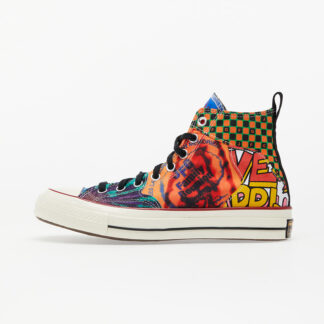 Converse x Joe Fresh Goods Chuck 70 Black/ Multi/ Egret 170646C