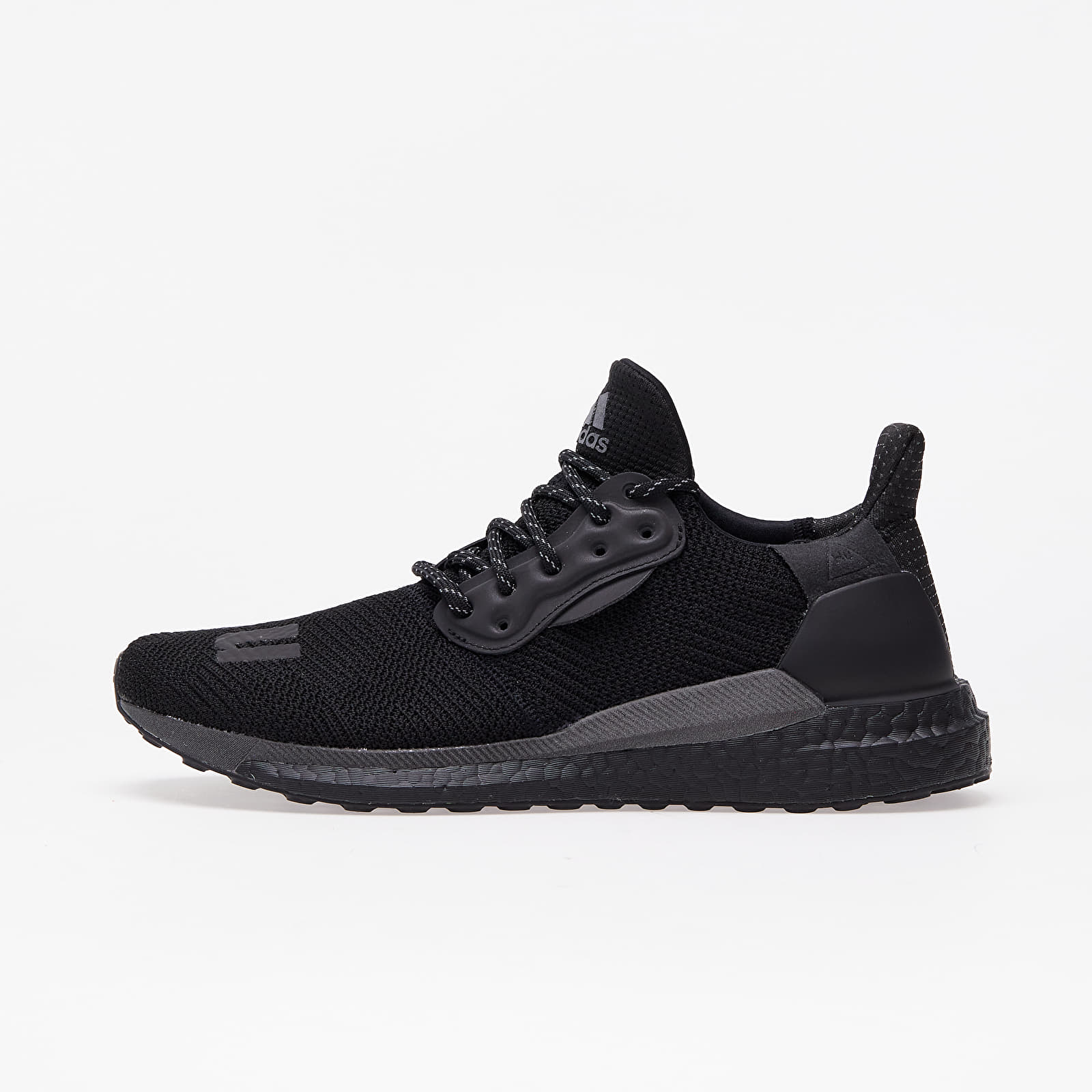 adidas x Pharrell Williams Solar HU Core Black/ Core Black/ Utility Black GX2485