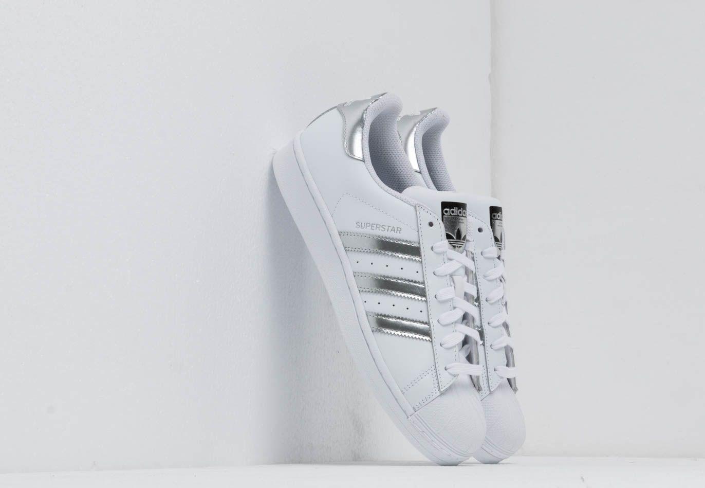 adidas Superstar Ftw White/ Silvmt/ Core Black AQ3091