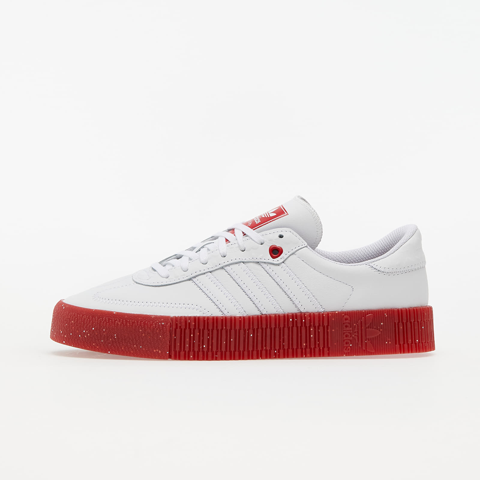 adidas Sambarose W Ftwr White/ Scarlet/ Core Black FZ1831