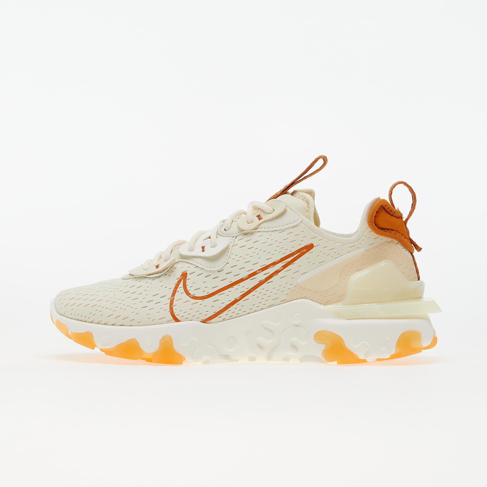 Nike W React Vision Pale Ivory/ Monarch-Coconut Milk CI7523-103