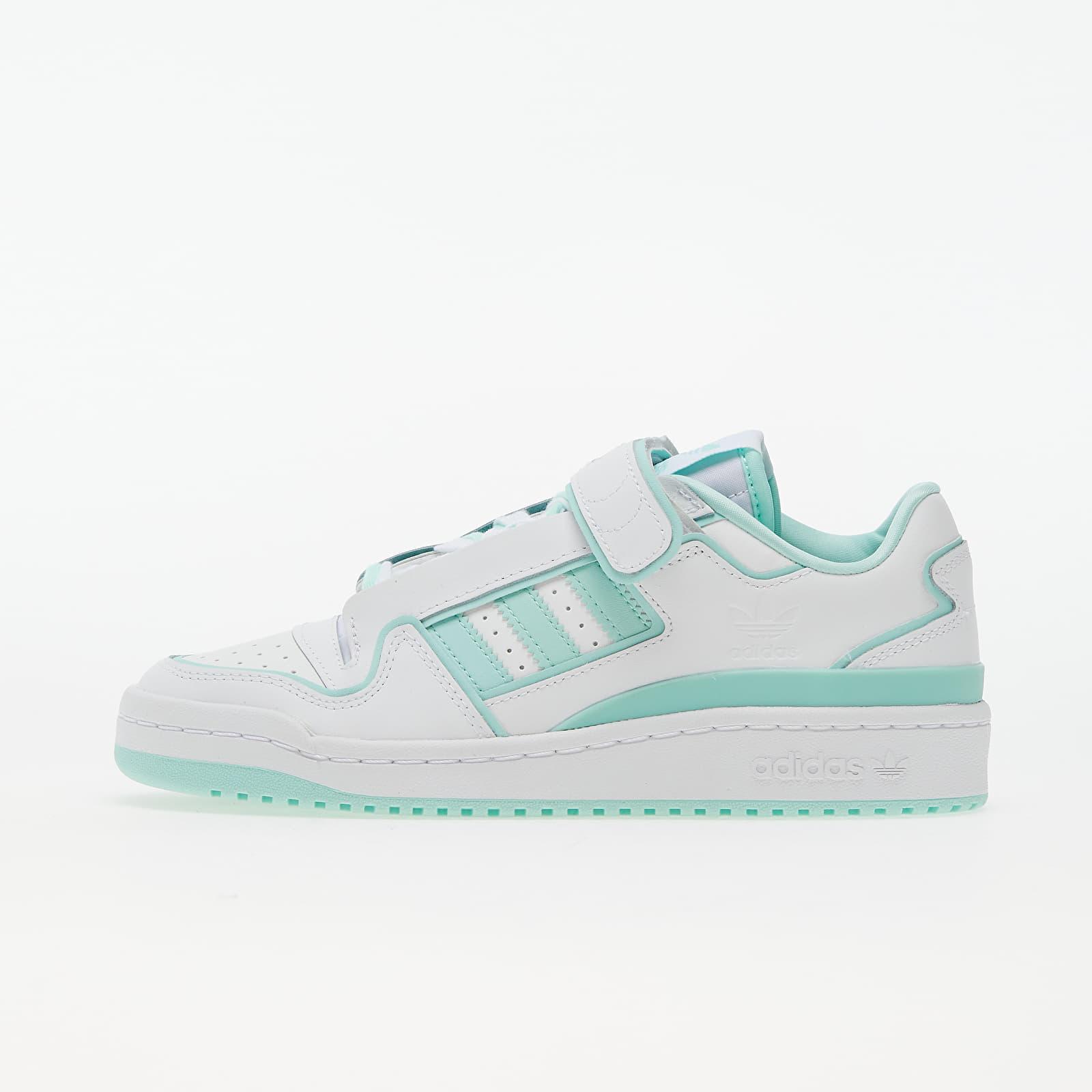 adidas Forum Plus W Ftw White/ Ftw White/ Clear Mint FY4529