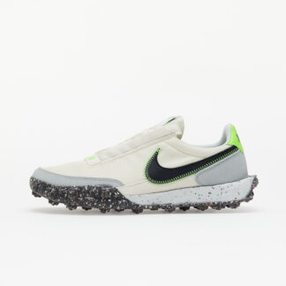 Nike W Waffle Racer Crater Pale Ivory/ Black-Electric Green CT1983-102