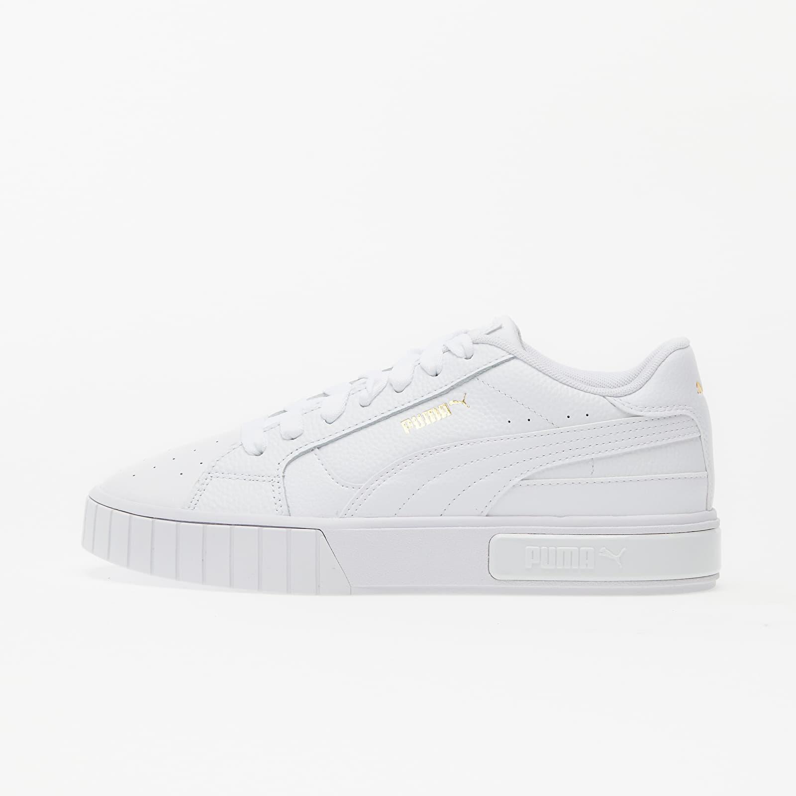 """Puma Cali Star Wn""""S Puma White-Puma White 38017601"""
