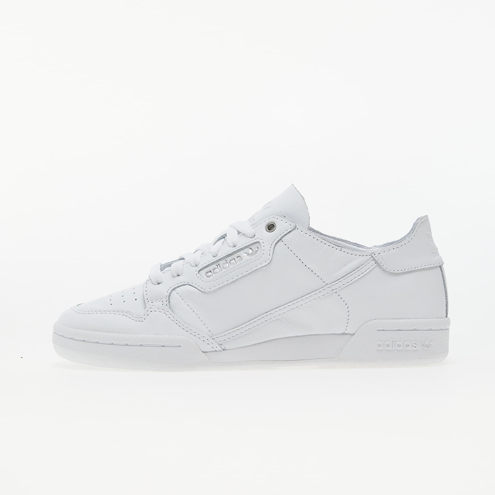 adidas Continental 80 Recon Ftw White/ Ftw White/ Silver Metalic FX5407