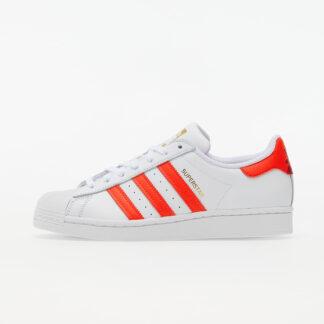 adidas Superstar W Ftw White/ Solar Red/ Scarlet FX5963