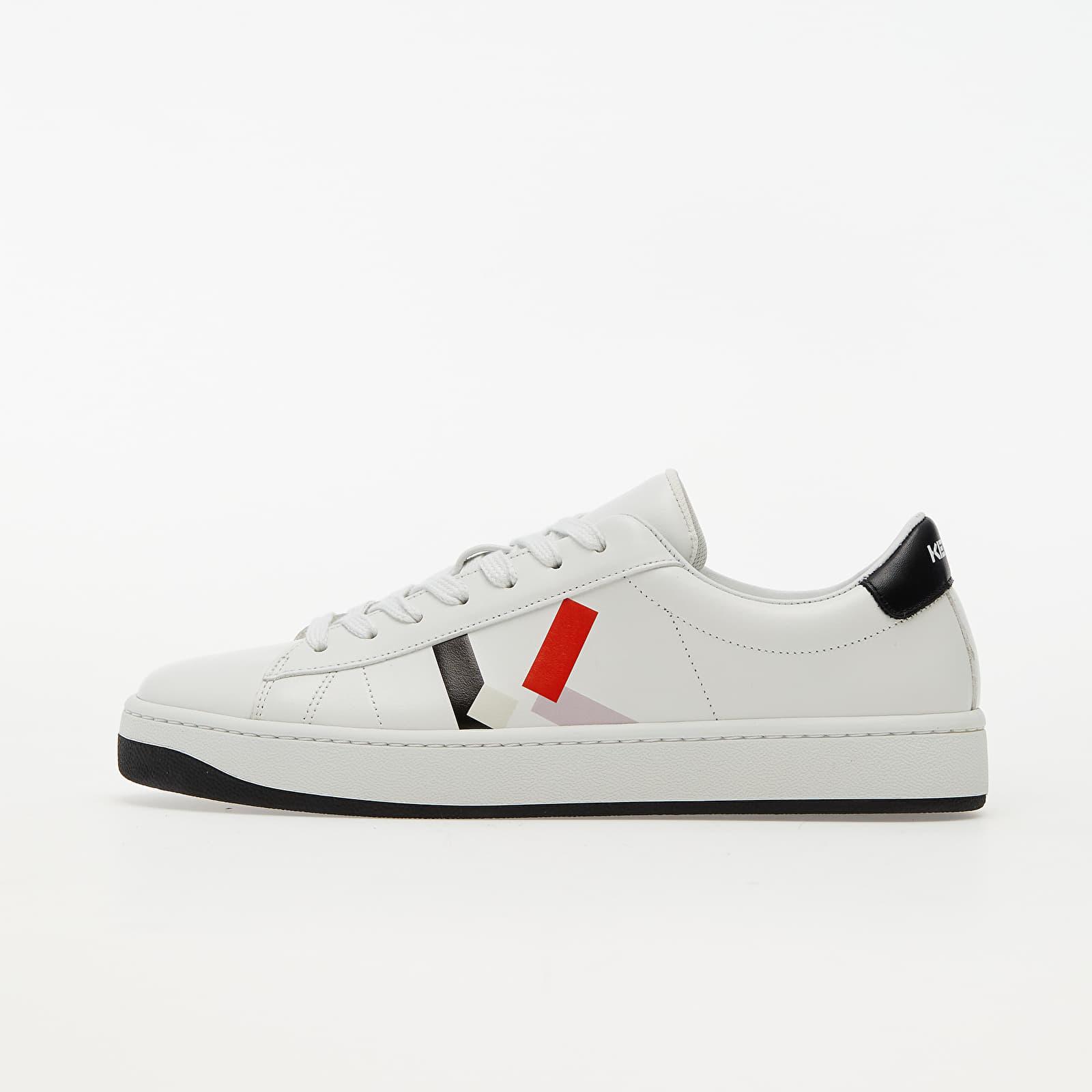 Kenzo Low top sneaker Medium Red FA62SN170L50.21