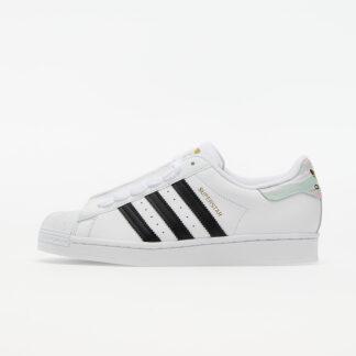 adidas Superstar W Ftw White/ Core Black/ Frozen Green FY5132