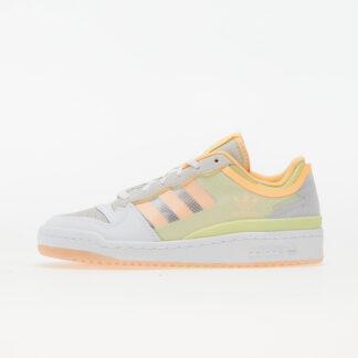 adidas Forum Low TT W Ftw White/ Yellow Tint/ Active Orange FY8013