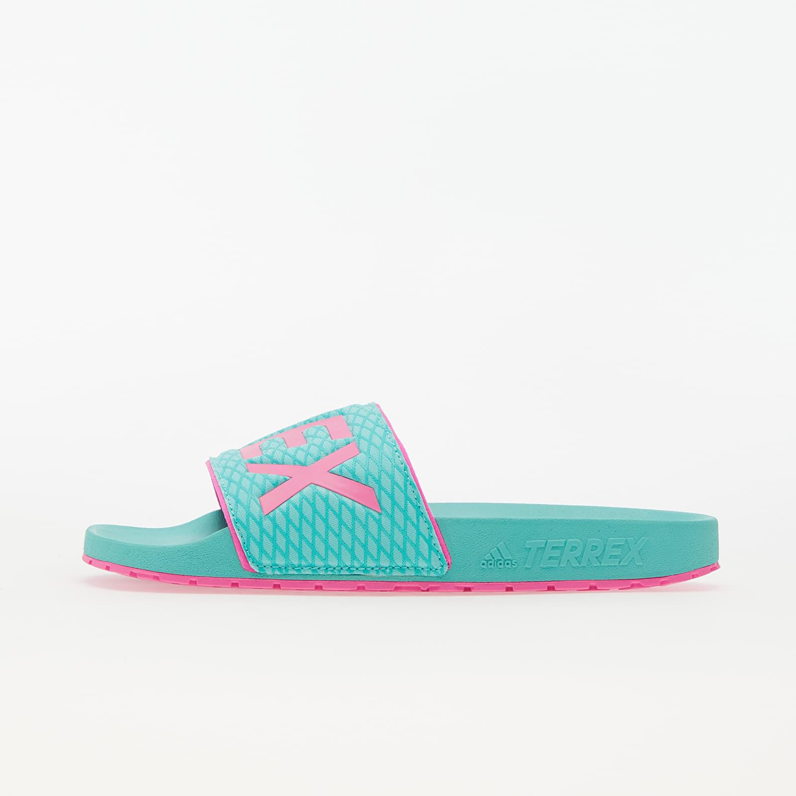 adidas Terrex Adilette W Acid Mint/ Screaming Pink/ Acid Mint FX4606